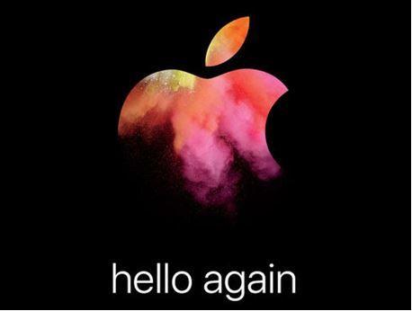 Apple terrà un evento il 27 ottobre per presentare i nuovi Mac