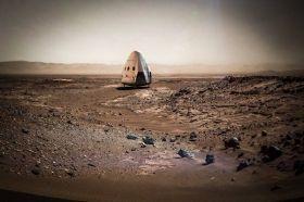 Elon Musk vuole arrivare su Marte nel 2018