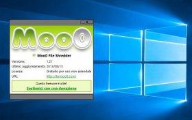Come cancellare definitivamente file e cartelle con Moo0 File Shredder