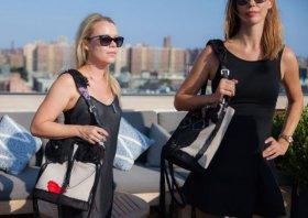 Arriva la borsetta col GPS che ti salva dallo shopping compulsivo