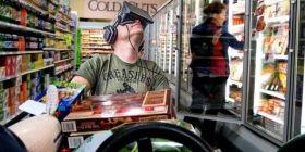 ShelfZone VR shopping experience