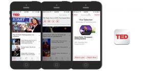 Come seguire le conferenze del TED con il nostro dispositivo mobile