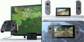 Nintendo Switch arriva il 3 marzo: costerà 330 euro