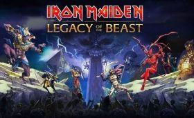 Legacy of the Beast, il gioco per i fan degli Iron Maiden