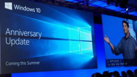 Windows 10, per l�Anniversary Update serviranno almeno 2 GB di Ram