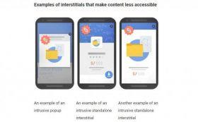 Google dichiara guerra alla pubblicit� invasiva: penalizzati i siti con i pop-up