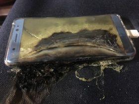 Dopo il caso del Galaxy Note 7, ecco la batteria con estintore incorporato