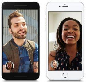 Duo, la nuova videochat di Google sfida Messenger, Skype e Facetime