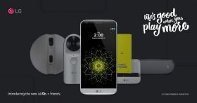 Lg G5, il nuovo smartphone modulare