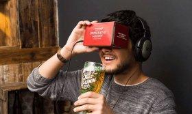 Una birra in Scozia o un rum a Cuba? Arriva l�happy hour con realt� virtuale