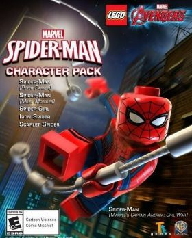 L�Uomo Ragno gratis su Lego Marvel Avengers