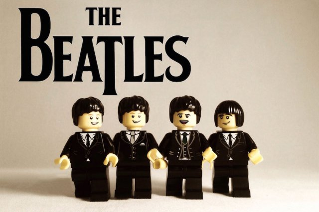 all you need is lego