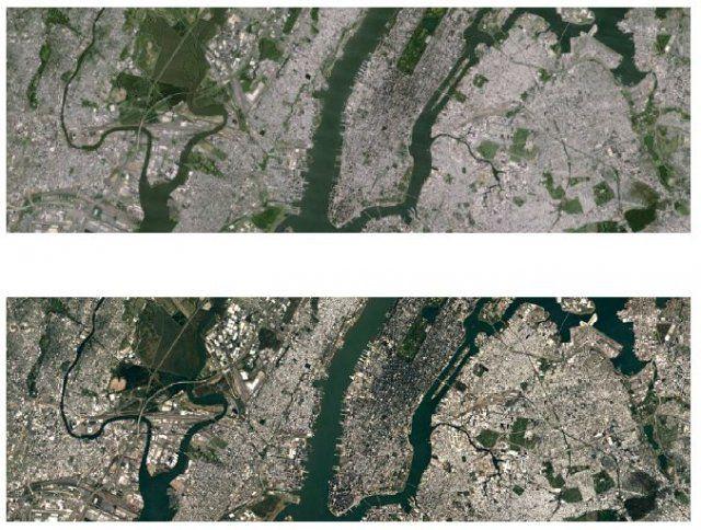 Google aggiorna Maps con immagini piene di dettagli: ecco qualche esempio