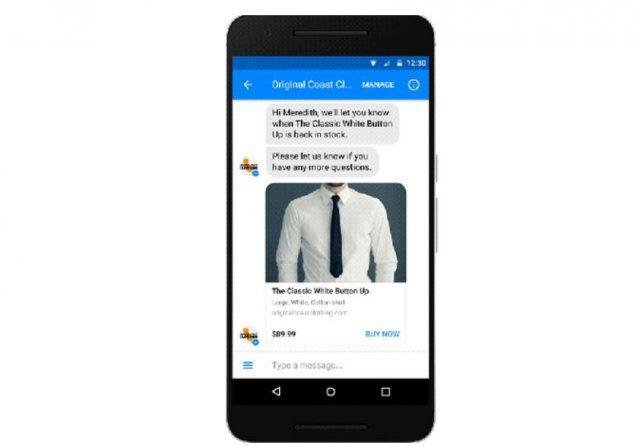 Facebook Messenger login news: si potranno fare acquisti tramite app